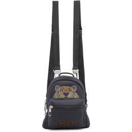 Kenzo Grey Mini Tiger Backpack 192387F04201401GB