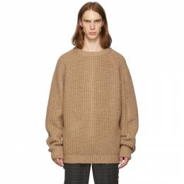 Marni Beige English Coast Sweater 192379M20100204GB