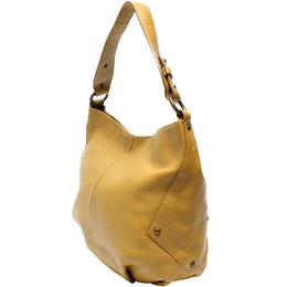 Etro Mustard Leather Shoulder Bag 220011