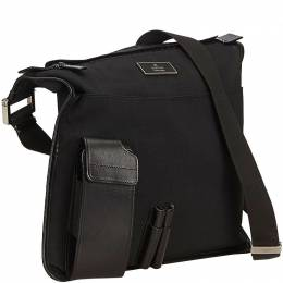 Gucci Black Nylon Crossbody Bag 214325
