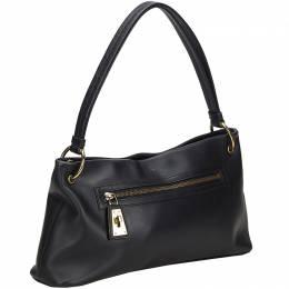Gucci Black Leather Shoulder Bag 215796