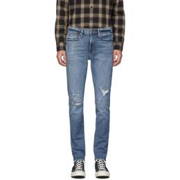 Frame Blue LHomme Slim Jeans 192455M18601103GB