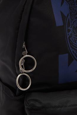 Черный рюкзак с логотипом Off-White 2202150835