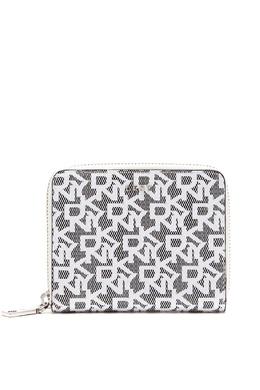 Серый кошелек с монограммами DKNY 1117149169