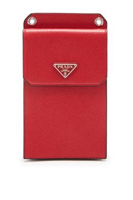 Красный чехол для iPhone Prada 40150749