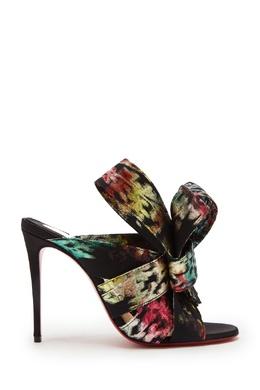 Разноцветные летние туфли samouraissa 100 Christian Louboutin 106150599