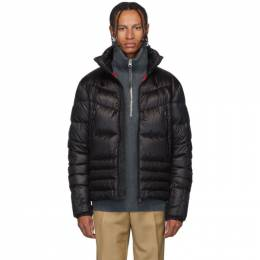 Moncler Grenoble Black Canmore Puffer Jacket 41927 - 85 - 53071
