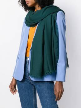 Faliero Sarti - длинный шарф 6683AZZURRAU95556698