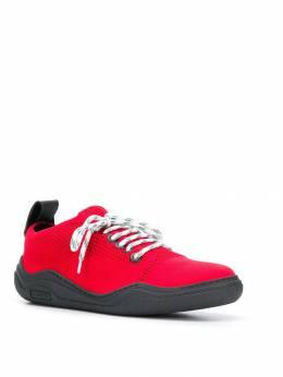 Lanvin кроссовки на шнуровке FMSKDINDKNITA18