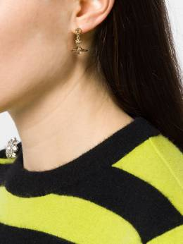Vivienne Westwood - Petite Orb drop earrings 06630955635030000000