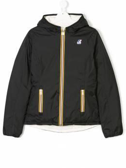 K Way Kids двухсторонняя дутая куртка K002II0