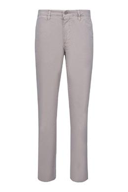 Прямые серые брюки Baldessarini 2272151307
