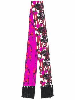 La Doublej - шарф с принтом 6690SIL669VAR6693950