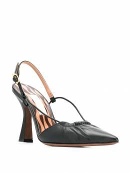 L'Autre Chose туфли-лодочки со шнурком OSJ21495CP27801001