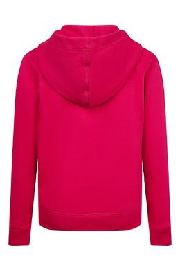 Красное худи с логотипом Ralph Lauren Kids 1252151609