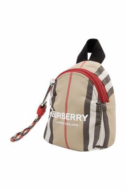 Мини-сумка на пояс Burberry Kids 1253151787