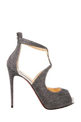 Туфли Rosie 120 с глиттером Christian Louboutin 10692880