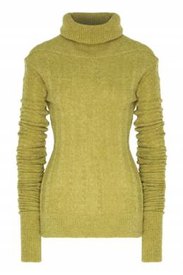 Зеленый свитер из шерсти Jacquemus 2985151896