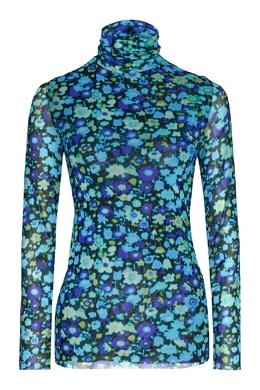 Водолазка с цветочным рисунком Ganni 2979151811