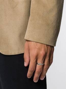 Emanuele Bicocchi кольцо Croc CLA3