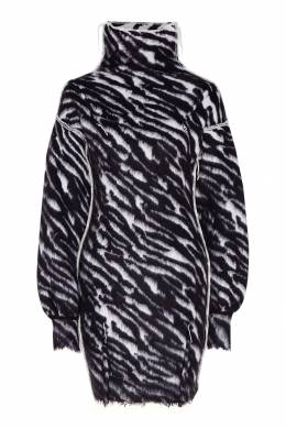 Платье с контрастной отделкой Unravel Project 2852151888