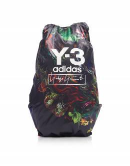 Y-3 Yohji AOP -Черный Рюкзак FH9258 MULTCO