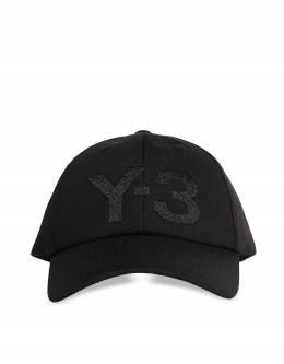 Y-3 -Черная Кепка с Логотипом FH9290 BLACK