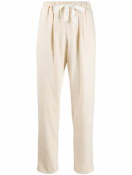 Forte Forte - tie waist tapered trousers 9MYPANTS955653530000