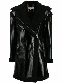 Michael Michael Kors - shearling lining zip coat 0J9A9RL6699509395800