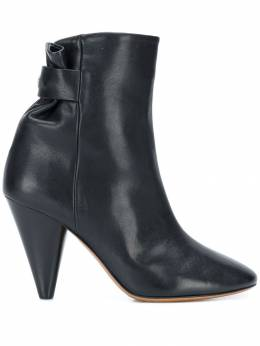 Isabel Marant - curved ankle boots 39599H660S9559330600