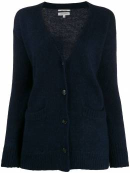 Woolrich - oversized long-sleeve cardigan AG9896UF633395535056