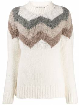 Woolrich - colour-block sweater AG9866UF650695535005