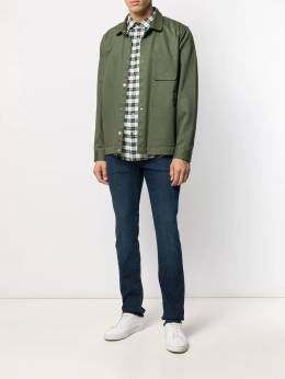 Closed - check flannel shirt 88595596398000000000