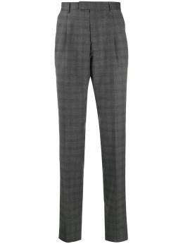 Z Zegna - tailored check trousers 0C06ZF95563993000000