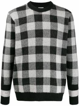 Woolrich - checkered pattern jumper AG9835UF635395595059