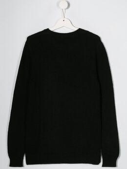 Neil Barrett Kids - TEEN arrows print jumper 53395563056000000000