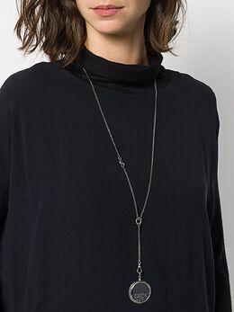 Ann Demeulemeester - Swarovski crystal necklace 06633605955663950000