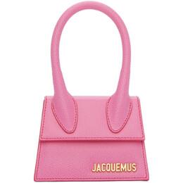 Jacquemus Pink Le Chiquito Bag 192553F04400201GB