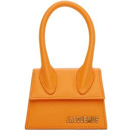 Jacquemus Orange Le Chiquito Bag 192553F04400401GB