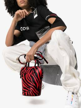 Calvin Klein 205W39nyc - сумка-ведро Dalton размера мини LBA38T995P6089353890