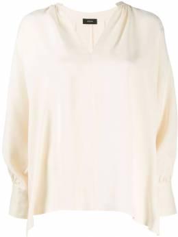 Joseph - блузка Alma с V-образным вырезом 63560950390590000000