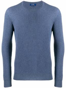 Barba вязаный свитер с длинными рукавами 1428057535
