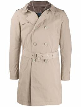 Herno - double breasted trench coat 009U9006695566338000