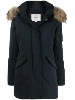Woolrich - hooded padded parka PS0833UT653395563339