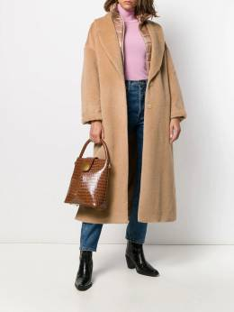 Herno - double layer belted coat 396D3306395595096000