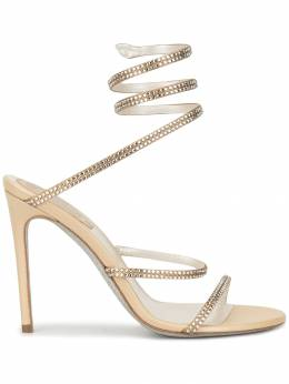 René Caovilla - wrapped ribbon sandals 399965R6695693955606