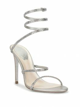 René Caovilla - wrapped ribbon sandals 399965R669V695955606