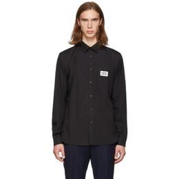 Burberry Black Oloman Shirt 192376M19205002GB
