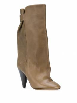 Isabel Marant - Lakfee ankle boots BO639899H660S9560099
