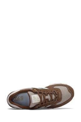Коричневые кроссовки с логотипом New Balance 433153075